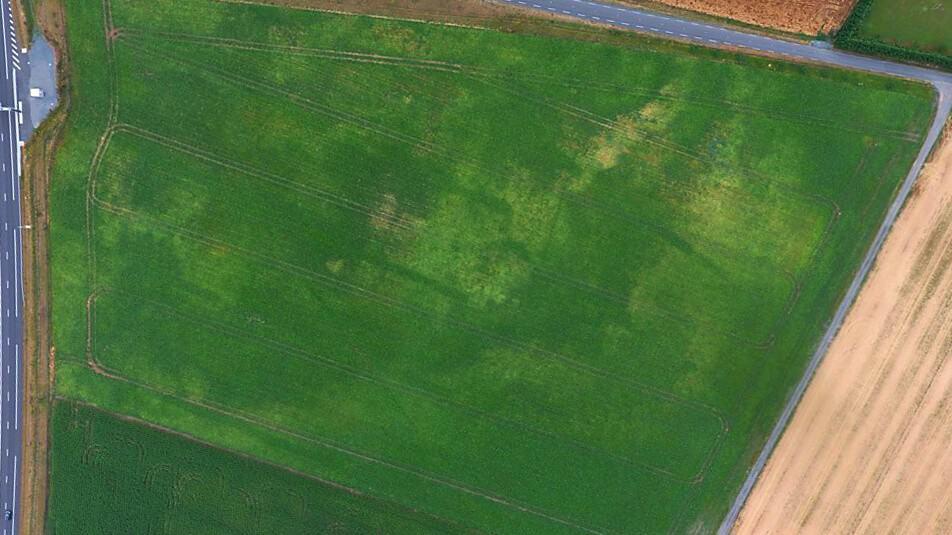 Nouveau moyen pour l'agriculteur de faire un tour de plaine de ses parcelles : objectif efficacité augmentée avec le drone
