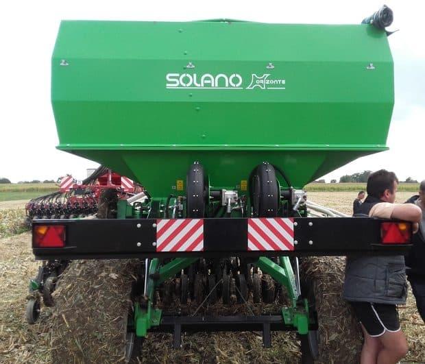 semoir Solano SDNC 450