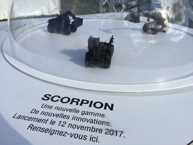 claas scorpion