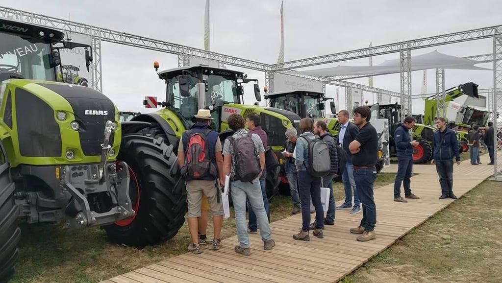 tracteurs Claas