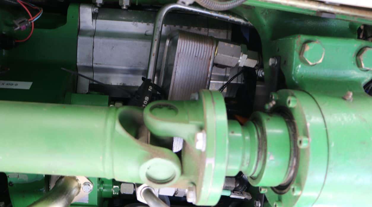 moteur electrique john deere tracteur