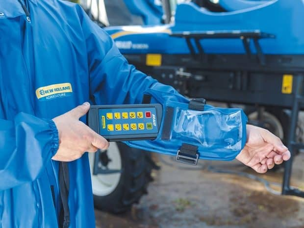new holland braud lavage