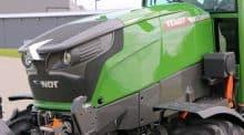 Tracteur électrique Fendt agricole