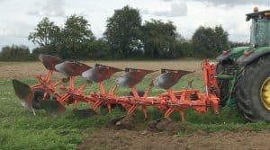 charrue Kuhn Smart Ploughing