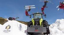 Claas Berthoud Leboulch Maharavo ski freestyle snow parc
