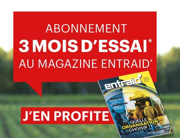 Magazine Entraid Management agricole gestion machinisme agricole