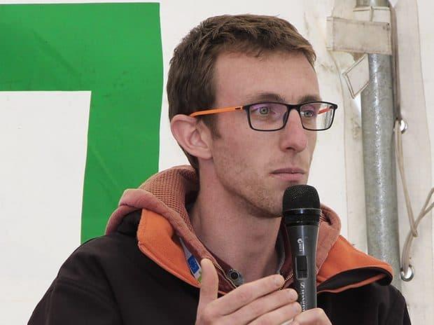 Anthony Uijttewaal, Arvalis - Institut du végétal.