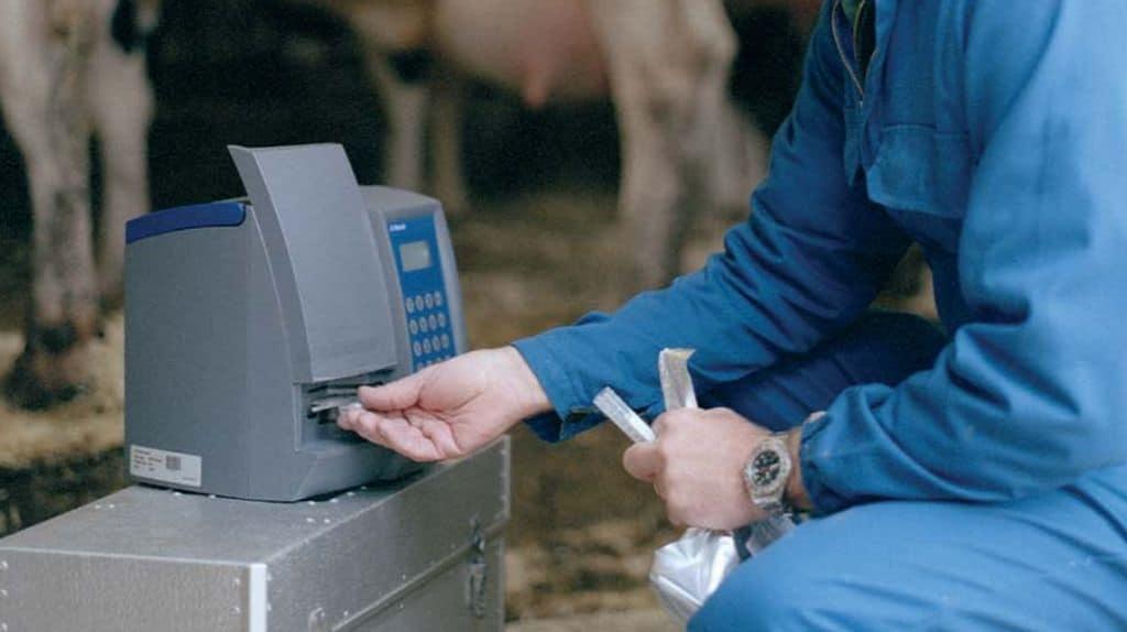 compteur cellulaire, test, Jura, vaches à risque, cellules somatiques, cuma de Cuvier