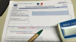 TVA, facturation, travaux, prestation de service, impôt