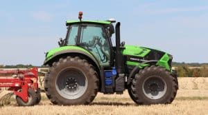 Essai du tracteur Deutz-Fahr 7250 TTV