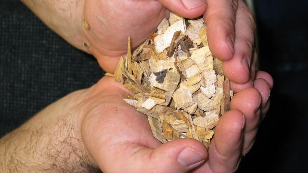 En dehors de l'alimentation des chaudières, d'autres utilisations sont possibles pour les plaquettes
