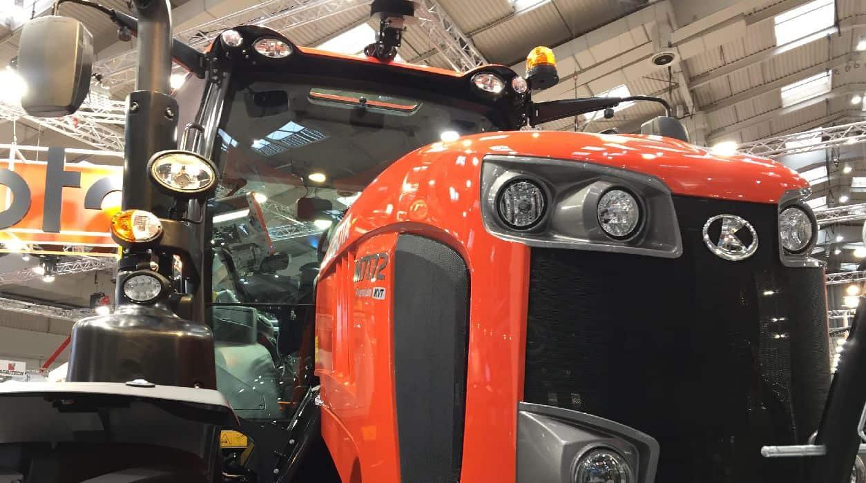 Kubota M7172 tracteur