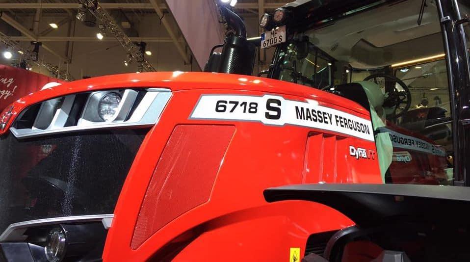 MAssey Ferguson 6720 S 7722 S