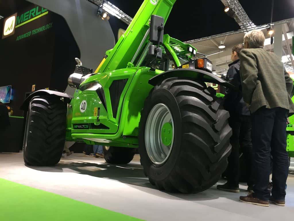 multi farmer merlo 447