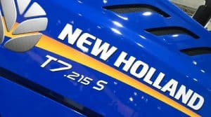 New Holland tracteur agricole agritechnica 2017