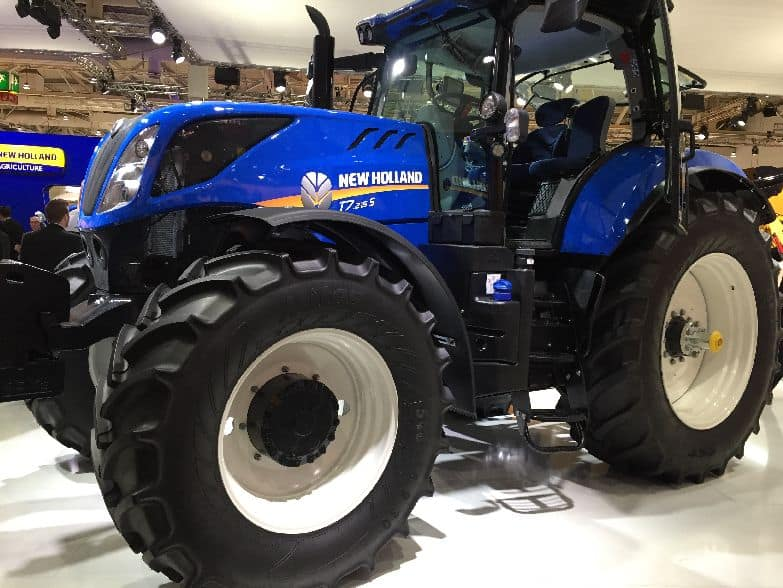 T7 215 S New Holland