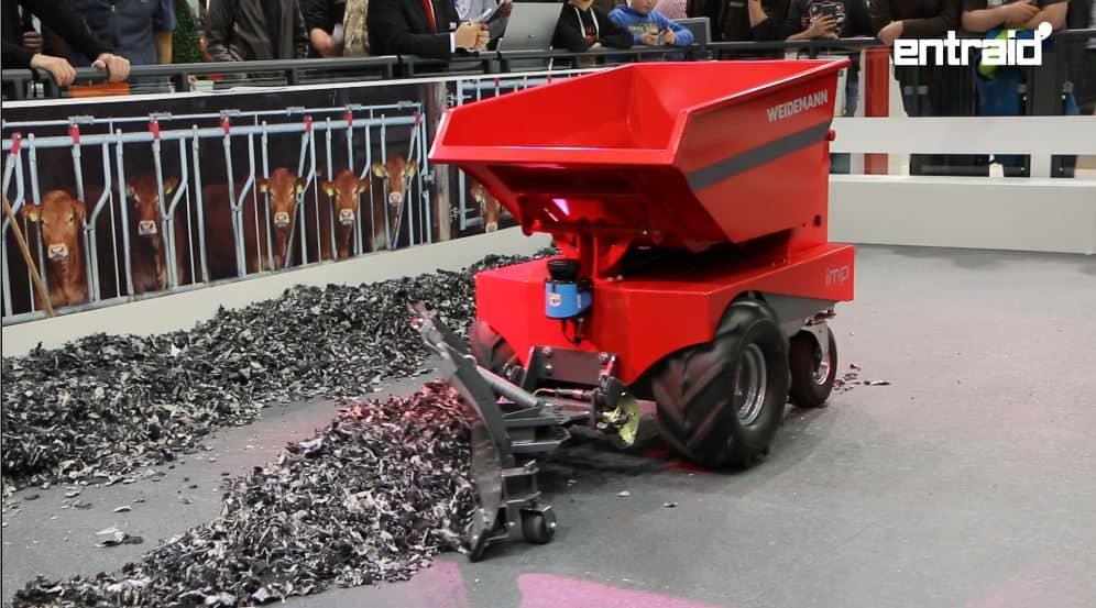 Weidemann robot