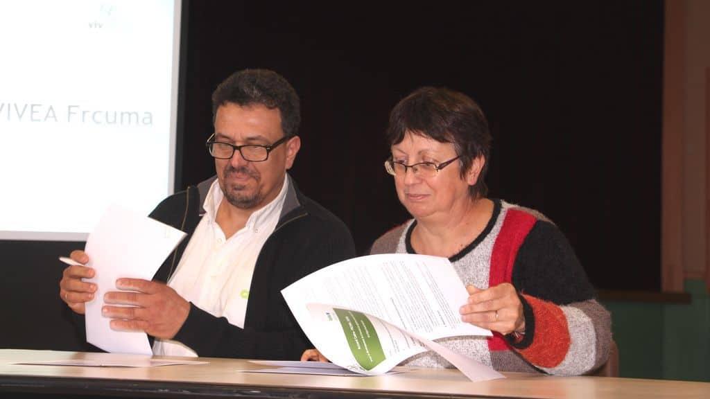 La cuma étant le prolongement de l'exploitation, il importe que ses responsables et ses adhérents puissent se former de manière à gagner en efficacité. C'est le sens de l'accord signé entre VIVEA et la Frcuma Nouvelle Aquitaine le 6 novembre.