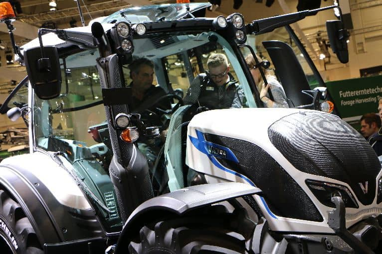 Valtra Smart Glace
