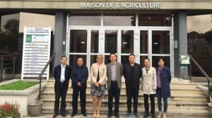Chine, Frcuma Ile de France, matériels agricoles, international, coopération,