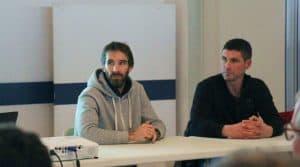 Pierre-Yves Govin et Sébastien Botrel sont président de cuma. Ils analysent leur prise de fonction récente.