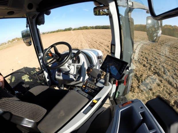 tracteur valtra N154 essai test drive avis