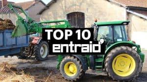 Top 10 vidéos de l'année 2017 entraid essai tracteurs électriques machinisme agricole.