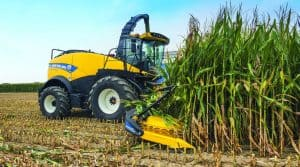 911 chevaux pour la Forage cruiser new holland