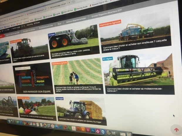 Stratégie investissement agricole