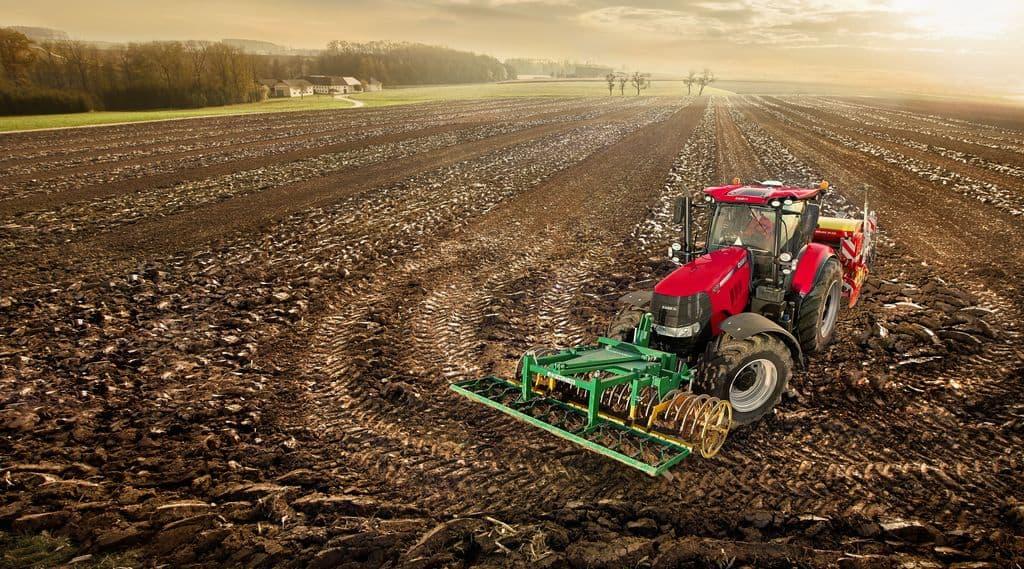 case ih développe l'agriculture de précision