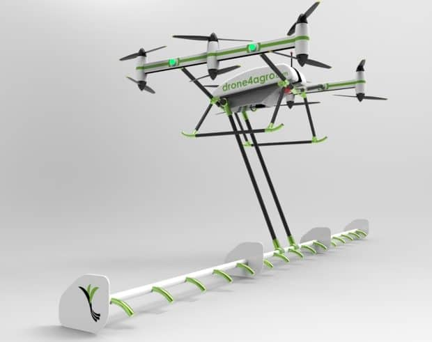 Drone4Agro