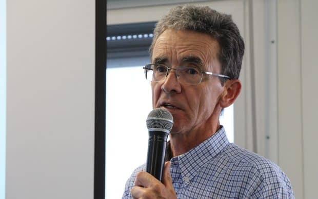 Pierre Quideau chambre d'agriculture méthanisation