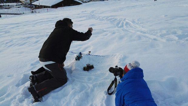 The Farm 2 : quand Berthoud imagine la suite du snowpark agricole créé par Entraid