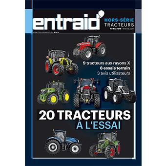 tracteurs agricoles aux rayons X : le guide technique Entraid' indispensable !