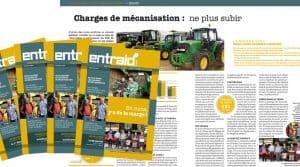 éditions spéciales départementales entraid union pays de la loire Entraid janvier 2018