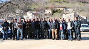 La fdcuma de l'Ardèche a tenu son assemblée générale le 30 janvier à Bise.