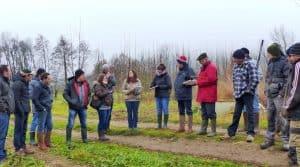Une journée à l'initiative du Groupement d'intérêt économique et environnemental (GIEE) de la cuma Virginie, en Dordogne.