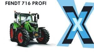 Entraid' analyse le coût de revient du tracteur fendt 716 profi