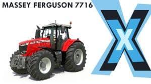 Tracteur massey ferguson 7716 : coût d'utilisation, prix de revient, analyse économique Entraid' passage aux rayons X de cette machine agricole.
