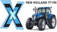 Le tracteur New Holland T7190 analyse économique