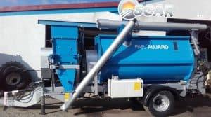 FAF Aujard : un aplatisseur broyeur étudié pour être déplacé et préserver les grains