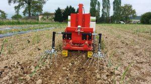 Axema, robotique agricole, gestion des data, machine autonome robot agricole Oz chez Naïo