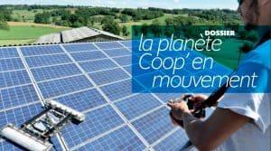 Coopérative, agriculture, assurances, Coop FR, panorama, ESS