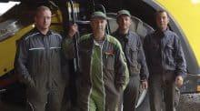 Formation agriculteurs ain hautes pyrénées : les salariés de la cuma de Biziat, ont suivi la formation récolte.