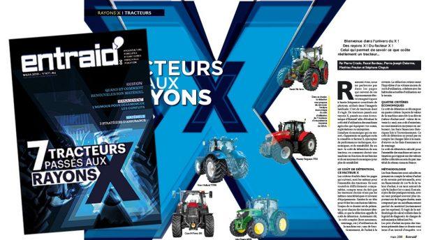 Matériels agricoles aux rayons X : retrouvez le dossier de la rédaction Entraid' qui répond à toutes les questions sur les coûts de détention de machines agricoles.