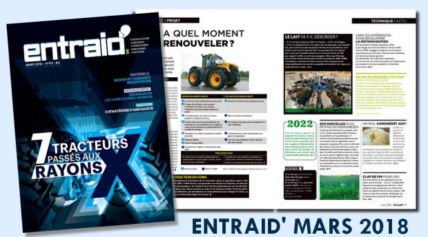 Magazine mars 2018 : Rayons X tracteurs Entraid