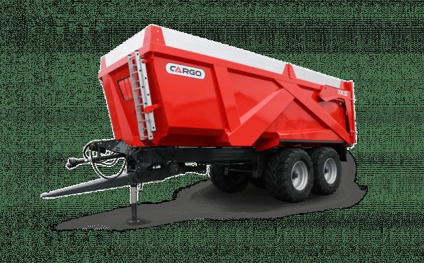 Les nouvelles bennes Cargo XK sont entièrement réalisées en acier HLE.