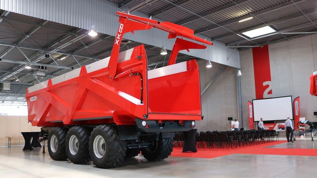 benne Cargo XK 24