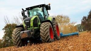 Essai tracteur claas Axion 920