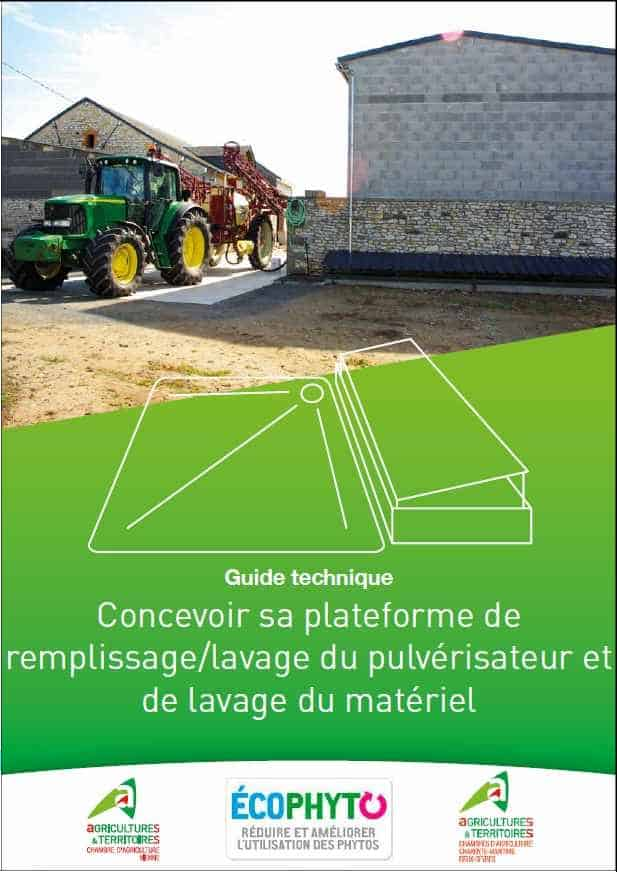 guide plateforme lavage